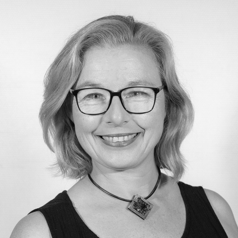 Portrait of Yvonne Kower, Artistic Director