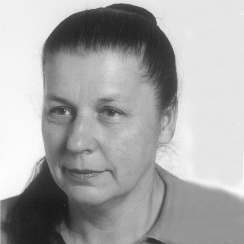 Portrait of Maria Koter-Rosiak