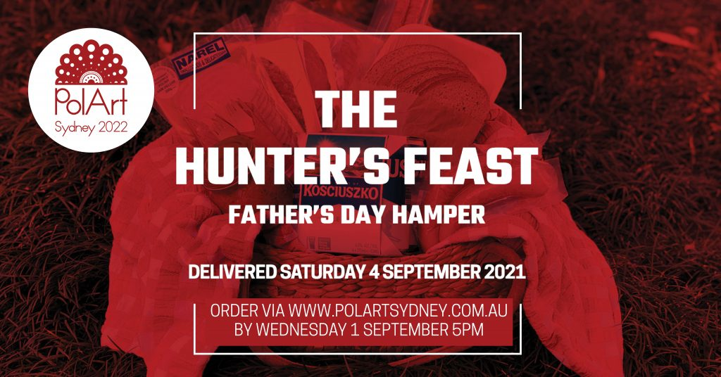The Hunter's Feast Fathers Day Hamper 20210904